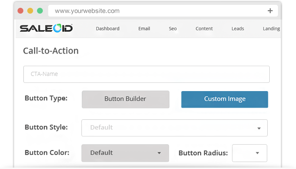 CTA design Tool easily design & customize the CTA buttons
