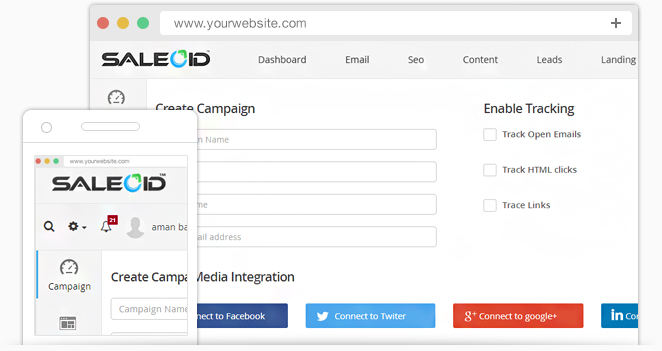 Easily built an email campaign for all type businesses